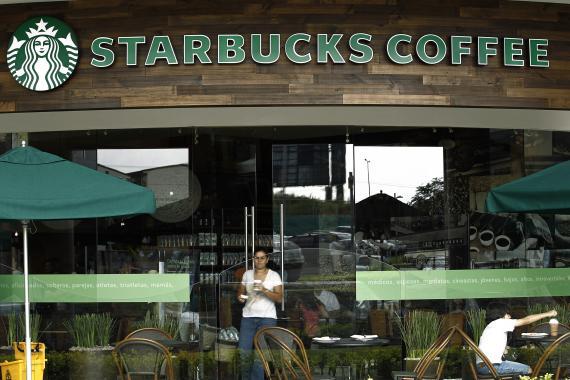 Local de Starbucks