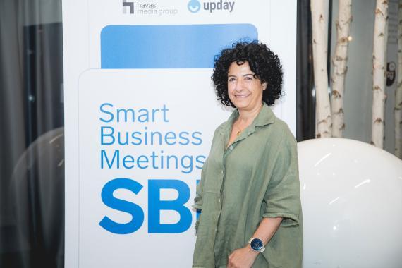 Marga OIlero, Chief Data & Insight Officer en Havas Media Group.