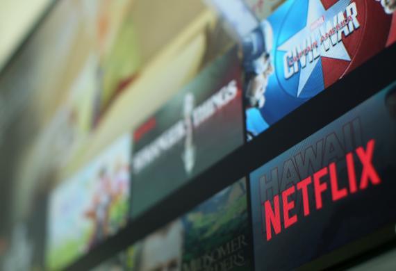 Netflix logo pantalla