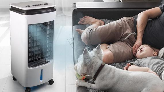 NewTeck Climatizador Portátil