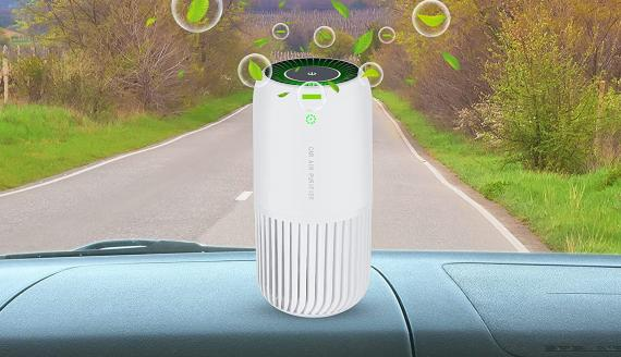 purificador aire coche