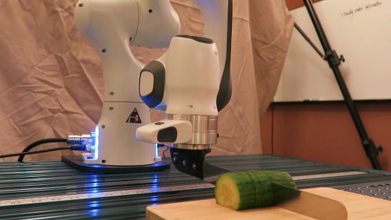 Robot que corta