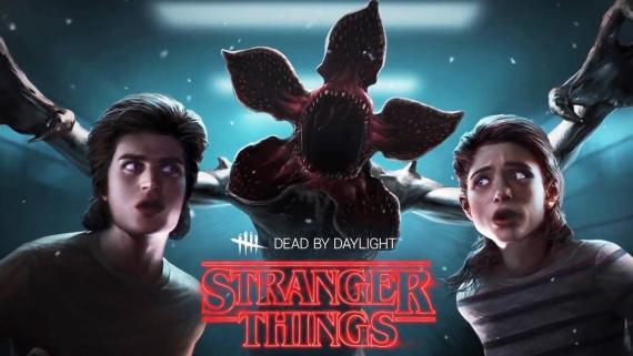 Además de tener su propio videojuego, los personajes y monstruos de la serie 'Stranger Things' han aparecido en el juego de terror online 'Dead by Daylight'.