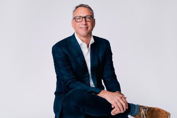 Tom Keiser, CEO de Hootsuite.
