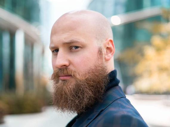 Adrian Zduńczyk, experto en bitcoin.