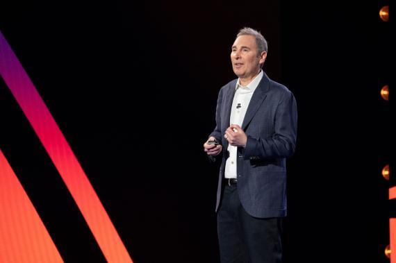 En julio, Andy Jassy sustituyó al fundador de Amazon, Jeff Bezos, como consejero delegado.