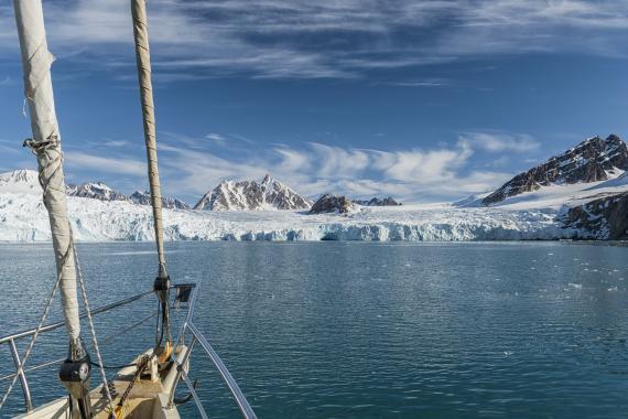 Bacterias del Ártico