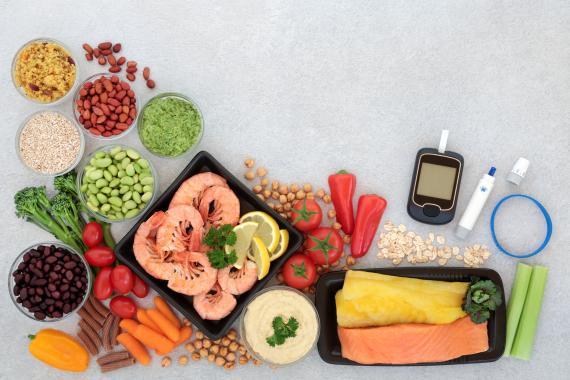 Comida saludable remitir diabetes tipo 2