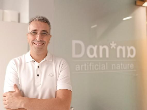 Xavier Marín, CEO de Dan*na.