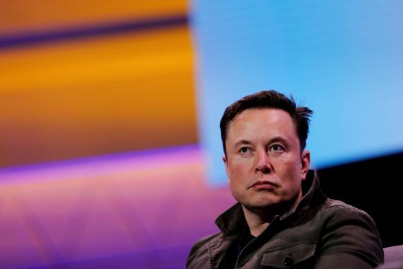 Elon Musk, consejero delegado de Tesla.