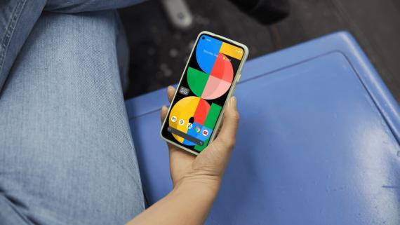 El nuevo Google Pixel 5A.