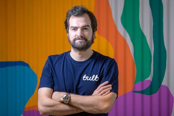 Iván Cabezuela, country manager de Bulb en España.