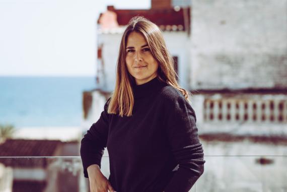 La cofundadora de Circles House Karen Prats. Silje Paul