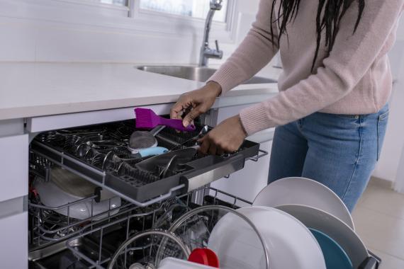 Lavar cosas en el lavavajillas