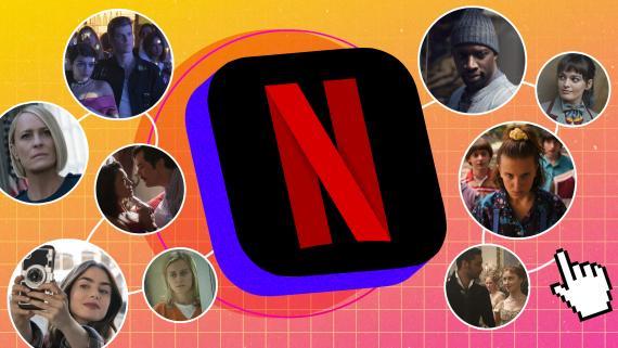 Netflix, series y películas en streaming