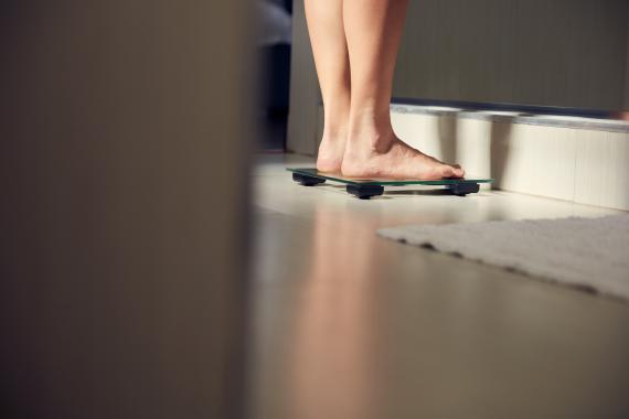 Por qué tu peso cambia cada día