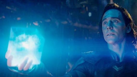 Fotograma de 'Los vengadores' de Marvel.