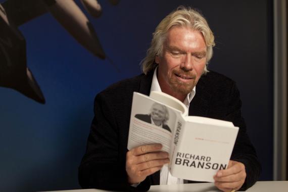 Richard Branson, fundador de Virgin Group.