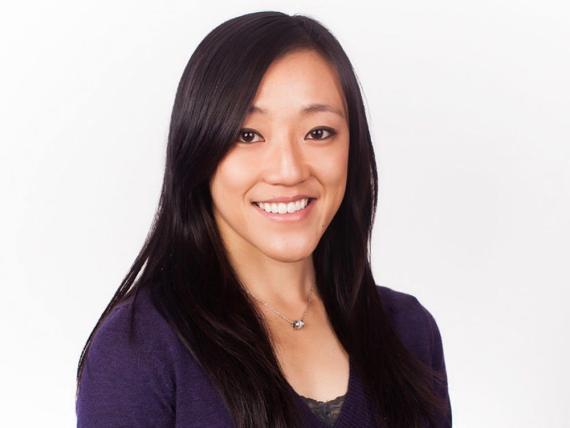 Ada Yu, gerente de productos de grupo de LinkedIn.