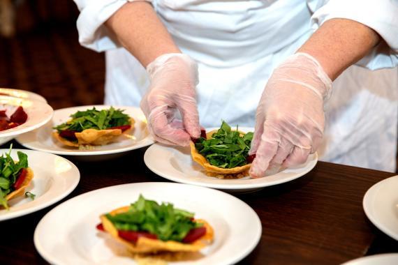Aerolíneas incluyen chef a bordo.