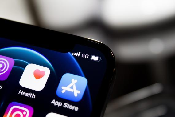 La aplicación de la App Store