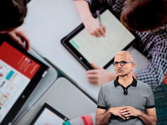 CEO de Microsoft