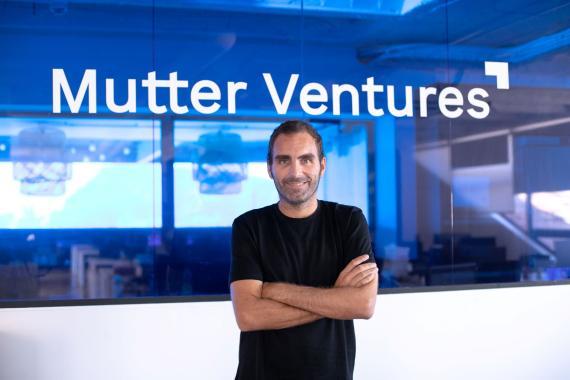 Christian Rodríguez, CEO de Mutter Ventures.