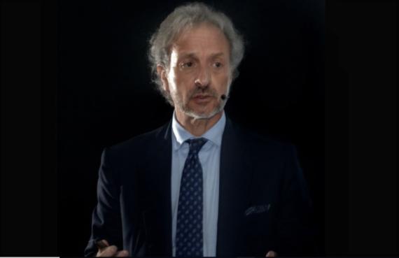 Diego Valero, economista y consultor de pensiones. Diego Valero/Linkedin