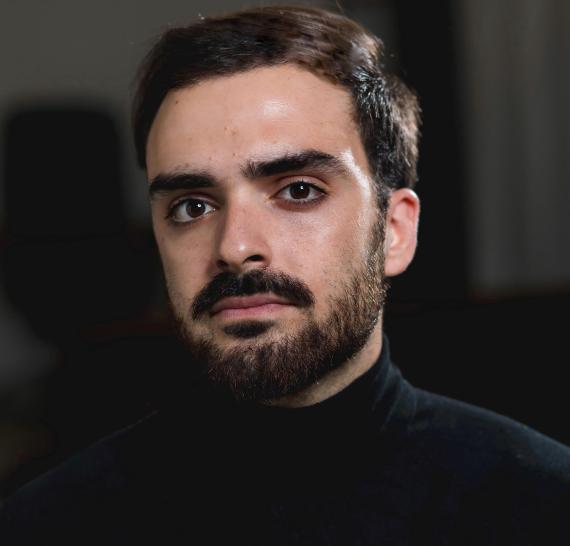 Edgar Vicente, cofundador de Enzo Ventures.