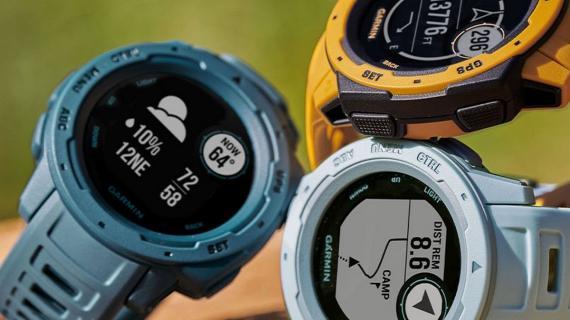 Garmin Instinct, el reloj con resistencia militar ideal para hacer deporte al aire libre, alcanza su precio mínimo