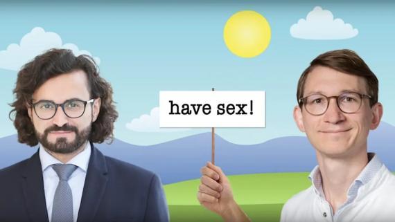 Los ganadores del Premio Ig Nobel, Olcay Cem Bulut y Ralph Hohenberger, encontraron algunos beneficios sorprendentes de tener relaciones sexuales.