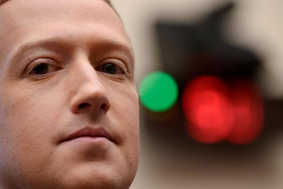 Mark Zuckerberg, fundador y presidente de Facebook.