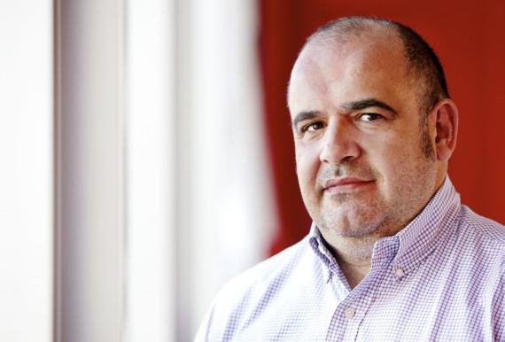 El emprendedor y 'business angel' Carlos Blanco.