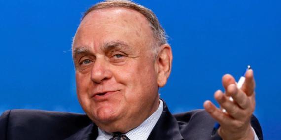 El inversor multimillonario Leon Cooperman. Rick Wilking/Reuters