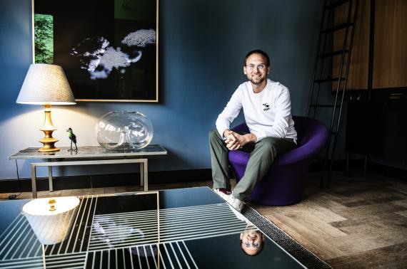 Jean-Charles-Samuelian, CEO y cofundador de Alan.