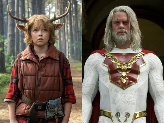 Netflix ha estrenado muchas series nuevas este año.