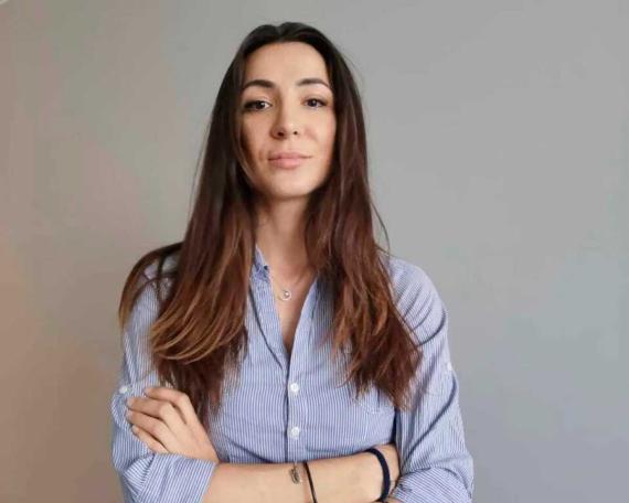 Magdalena Szuszkiewicz es la CEO de Gorillas en España.