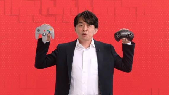 Presentación de los 2 mandos que acompañarán al relanzamiento de juegos clásicos de Nintendo 64 y Mega Drive.