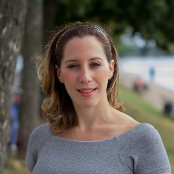 Maria de Freitas, CEO y cofundadora de uMore.