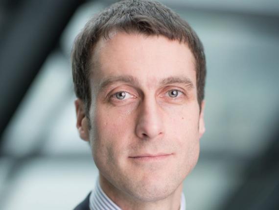 Mark Flatman, director global de producto principal de Bloomberg.