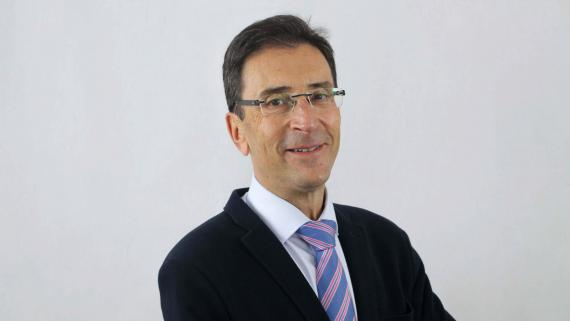 Miguel Borrás, director general de DHL Express en España y Portugal.