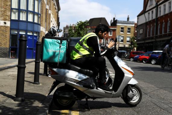 motocicleta iPhone