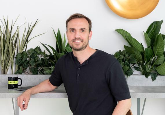 Sergio Cerro, CEO de Rebellion.