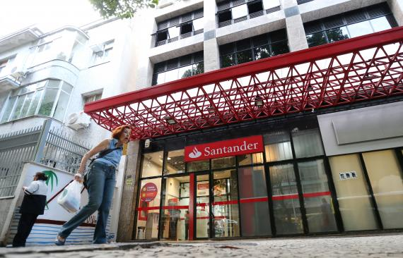 Sucursal del Banco Santander