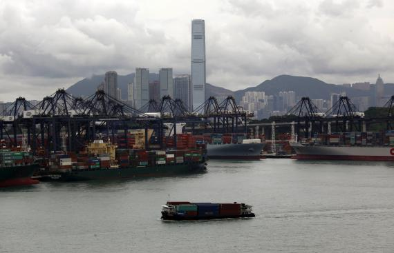 transporte marítimo comercio