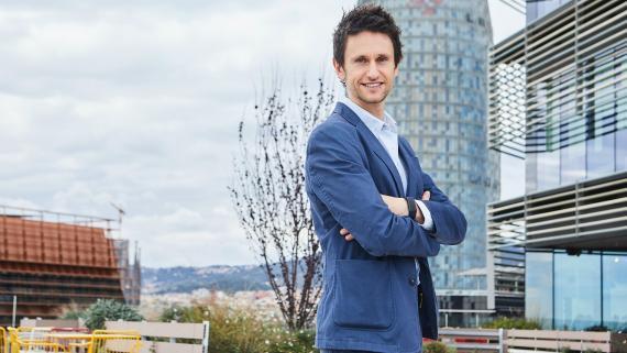 Albert Sellares, CTO de Adevinta Spain.