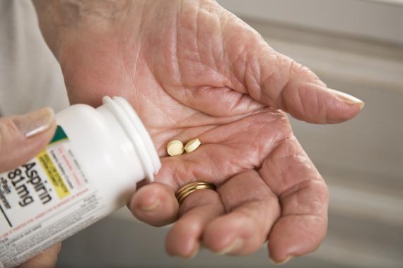 aspirinas, medicamentos