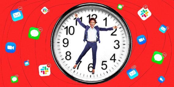Trabajar dónde, cuándo y cómo queramos se antoja una profunda victoria, pero la falta de un horario de oficina claro significa que el trabajo se está infiltrando en nuestro tiempo personal de formas nuevas e inquietantes.