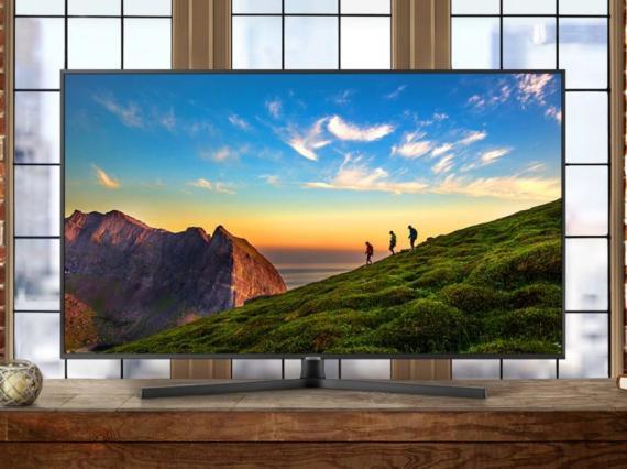 Televisor Samsung de 55 pulgadas