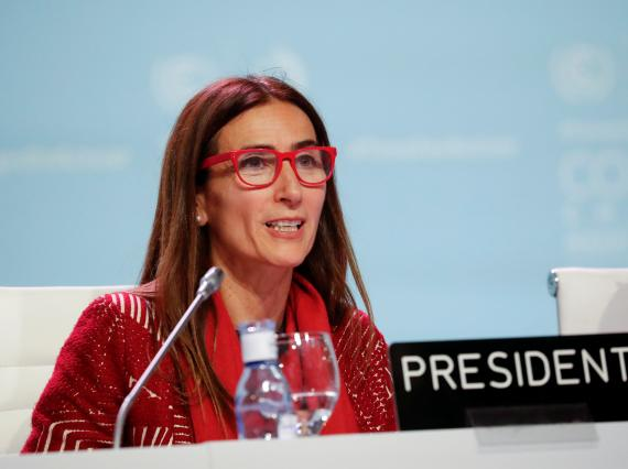 Carolina Schmidt, presidenta de la Conferencia de las Naciones Unidas sobre el Cambio Climático